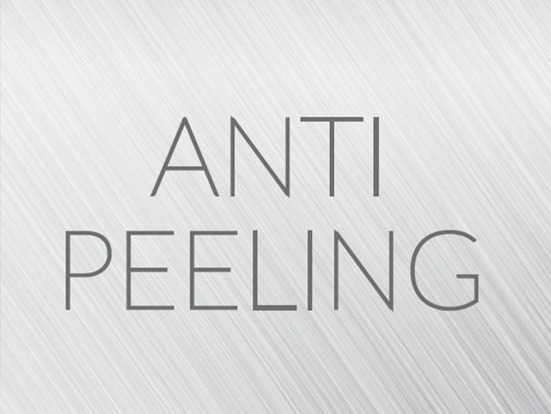 Anti Peeling